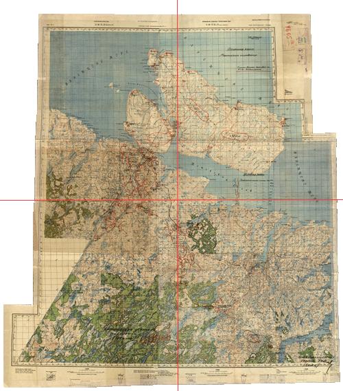 Отчетная карта Мурманского
